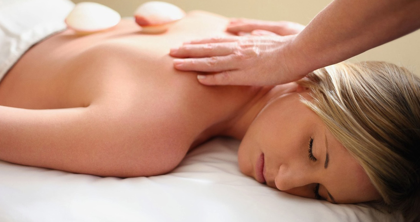 LavaShells Massage